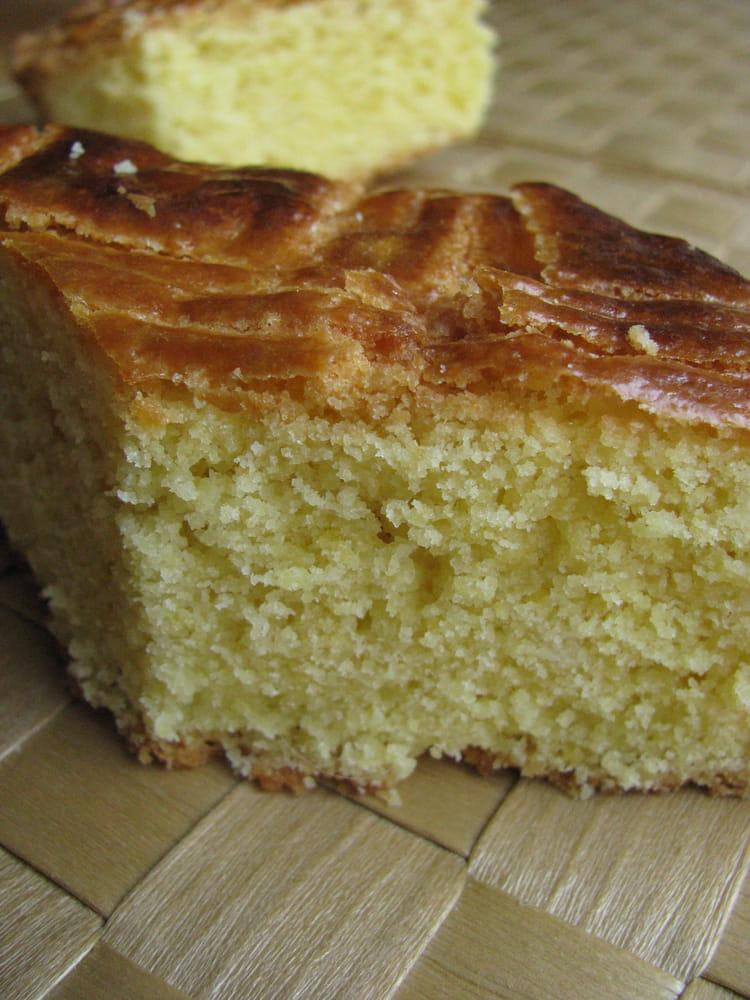 Gâteau breton express