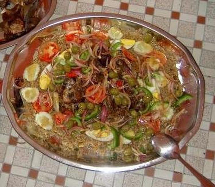 Recette de poulet yassa la recette facile - Recette de cuisine senegalaise ...