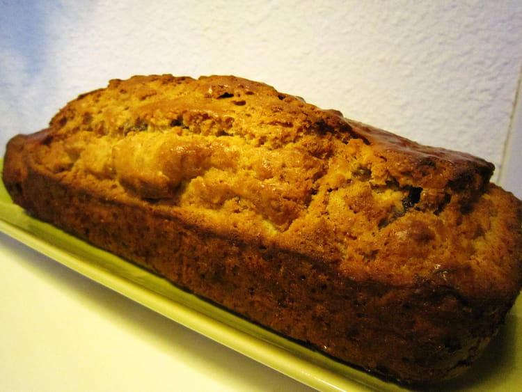 recette de cake aux fruits secs citron et rhum la recette facile. Black Bedroom Furniture Sets. Home Design Ideas