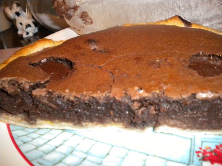 recette de tarte chobaco chocolat banane et noix de coco la recette facile. Black Bedroom Furniture Sets. Home Design Ideas