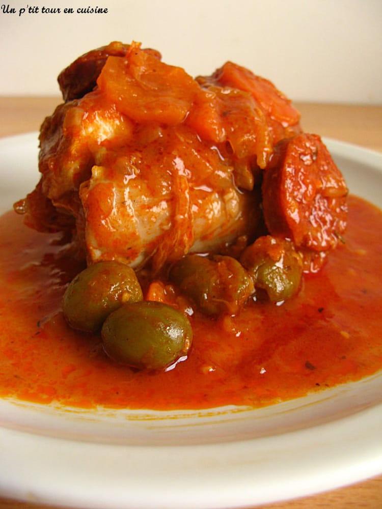 Recette de paupiettes de veau aux olives carottes et - Cuisine paupiette de veau ...