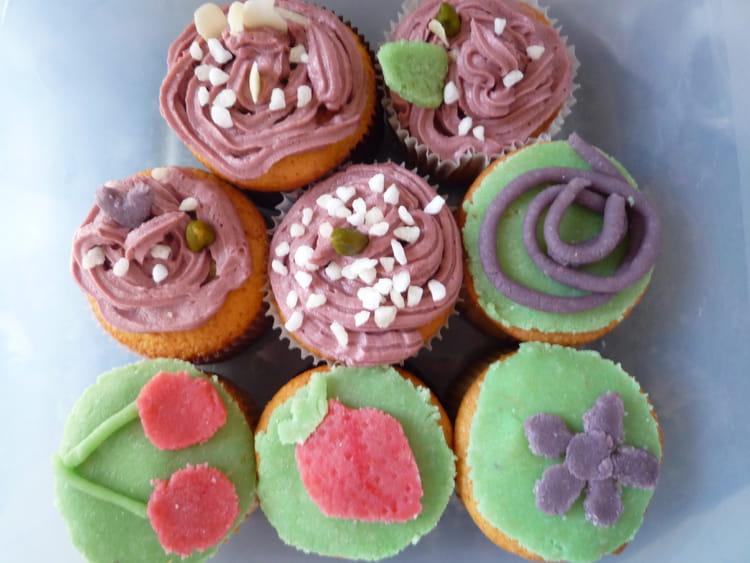 recette de cupcakes 224 la p 226 te d amandes maison la recette facile