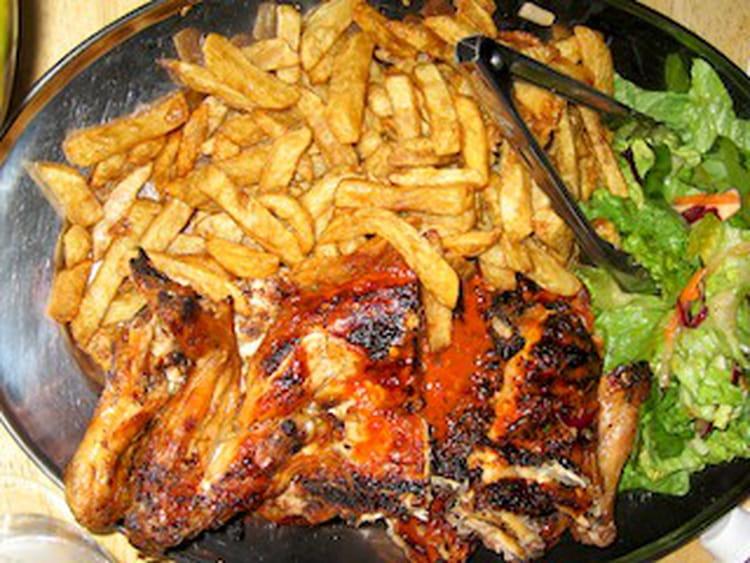 Recette de poulet portugais la recette facile for Recette poulet