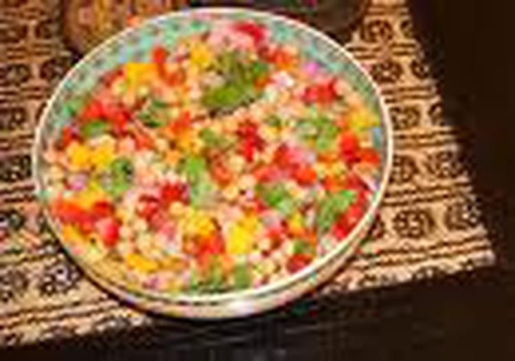 Recette de salade d 39 t la recette facile - Salade d ete originale et facile ...