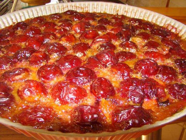 recette de gateau fondant aux prunes la recette facile