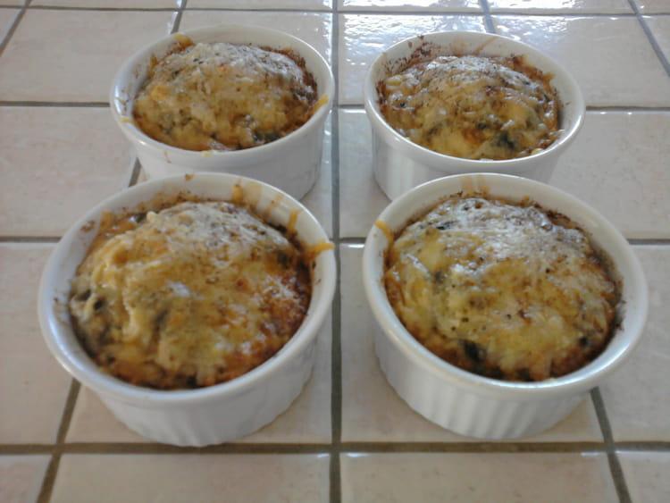 Recette de feuilles de blettes en gratin la recette facile - Comment cuisiner des feuilles de blettes ...