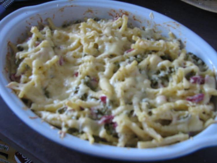 recette de gratin de p 226 tes 224 la ricotta la recette facile