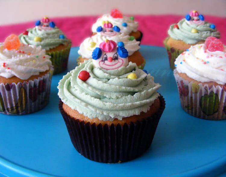 Recette de cupcakes enfantins la recette facile - Recette de cupcake facile ...