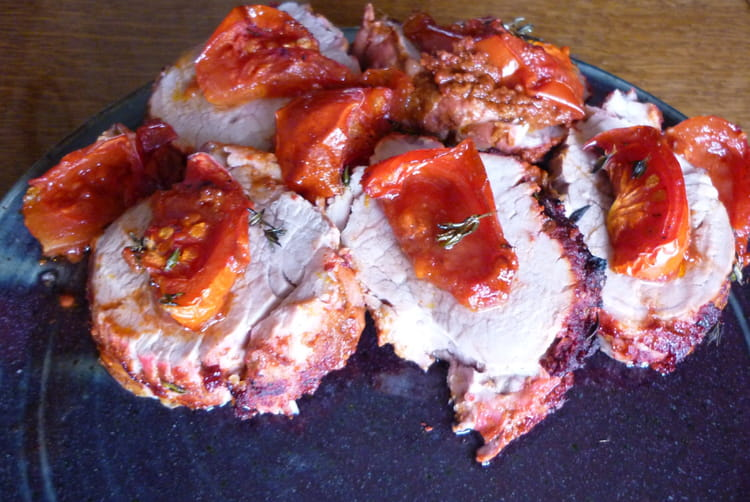 Recette de filet mignon de porc tandoori la recette facile - Cuisiner filet mignon de porc ...
