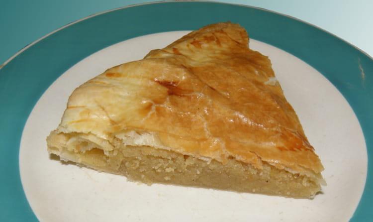 Recette de galette des rois cr me patissi re et frangipane la recette facile - Recette facile galette des rois ...
