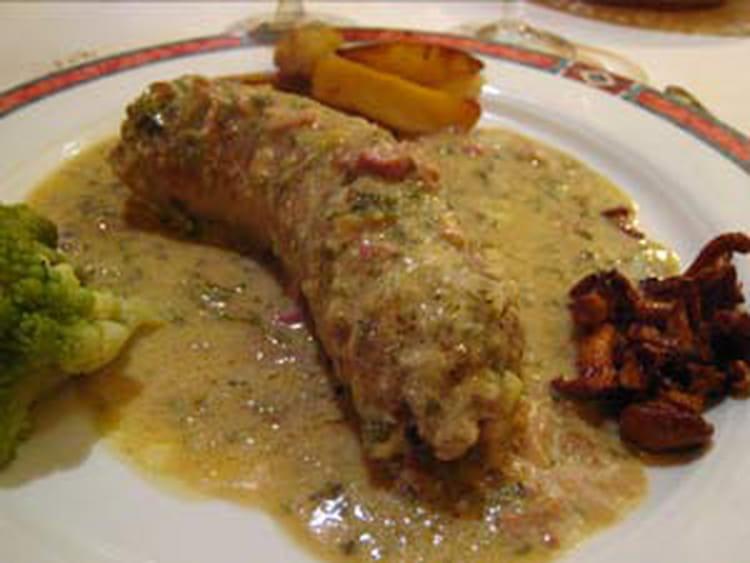 Recette andouillettes sauce moutarde la recette facile - Comment cuisiner une andouillette ...