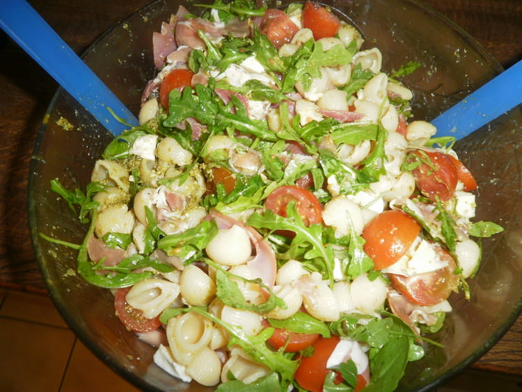 recette salade de p 226 tes 224 l italienne salade m 233 diterran 233 enne