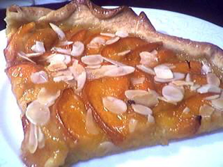 Recette de la tarte aux abricots la recette facile - Recette de tarte aux abricots ...