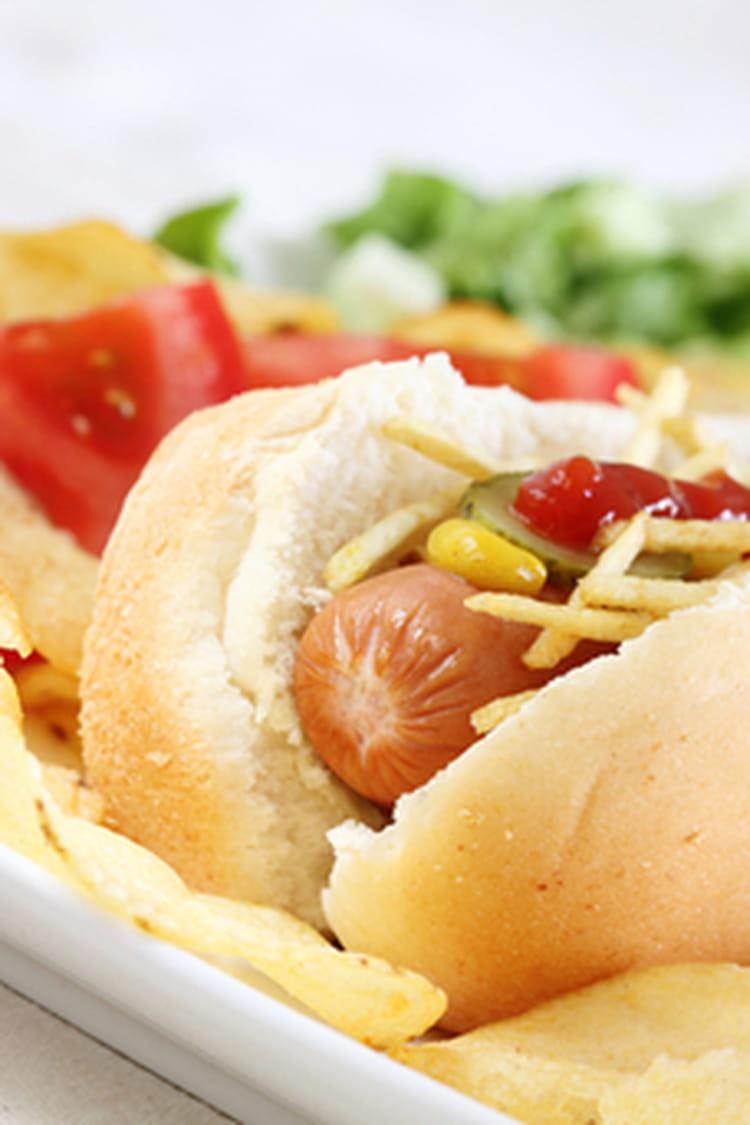 Poele A Hot Dog