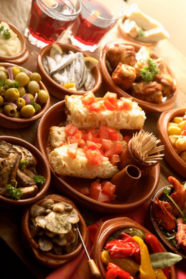 Recette de tapas espagnoles la recette facile - Cuisine espagnole tapas ...