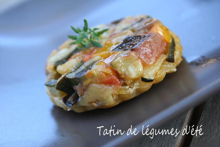 Recette de tatin de l gumes d 39 t la recette facile - Legumes faciles a cuisiner ...