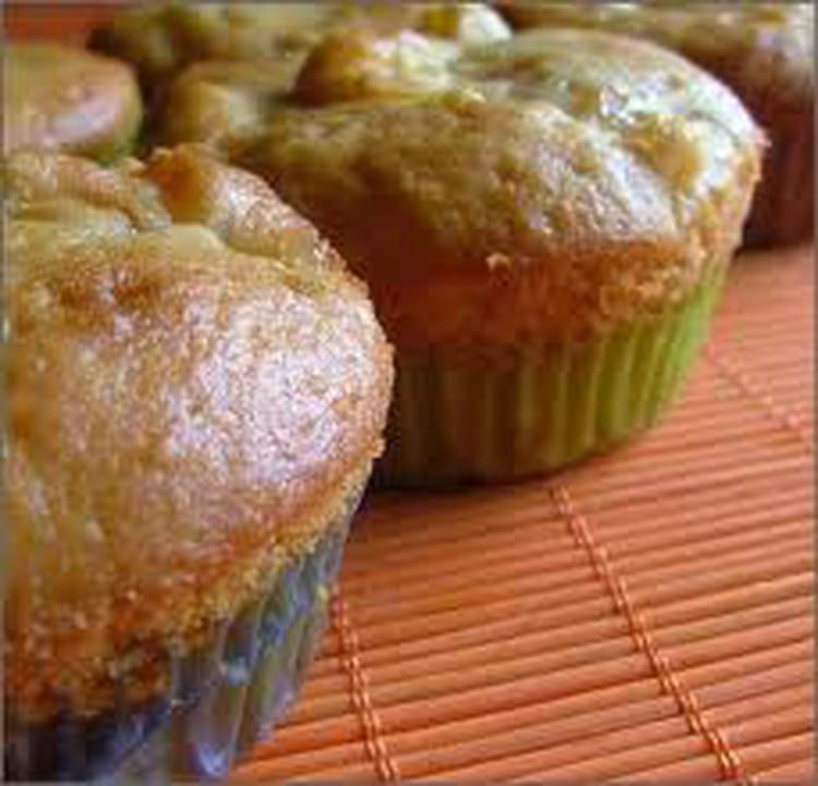 muffins aux pommes ar me vanille la recette facile. Black Bedroom Furniture Sets. Home Design Ideas