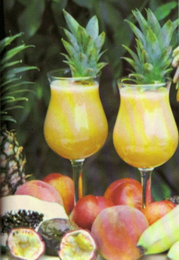 Recette atomic hawa cocktail sans alcool la recette for Cocktail noel sans alcool