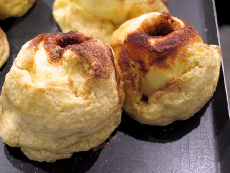recette de pomme d automne en p 226 te bris 233 e sauce vanill 233 e la recette facile