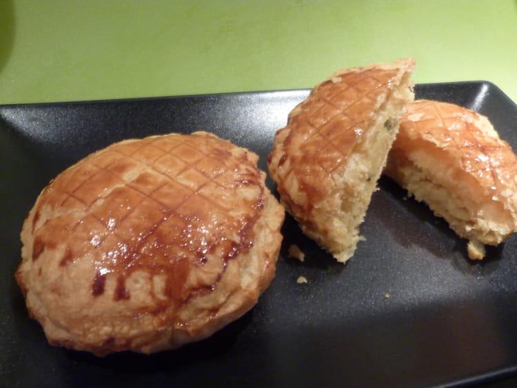 Recette de galette des rois coco passion la recette facile - Recette facile galette des rois ...