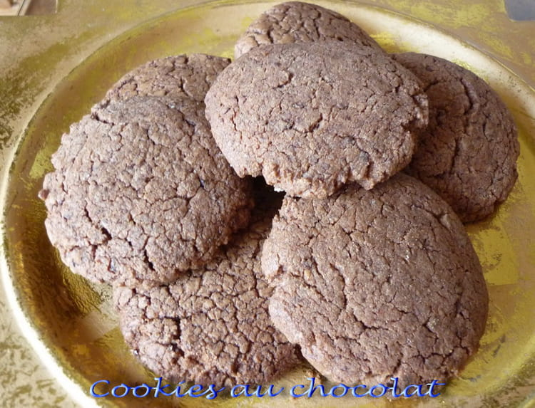 recette cookies au chocolat pour 8 personnes. Black Bedroom Furniture Sets. Home Design Ideas