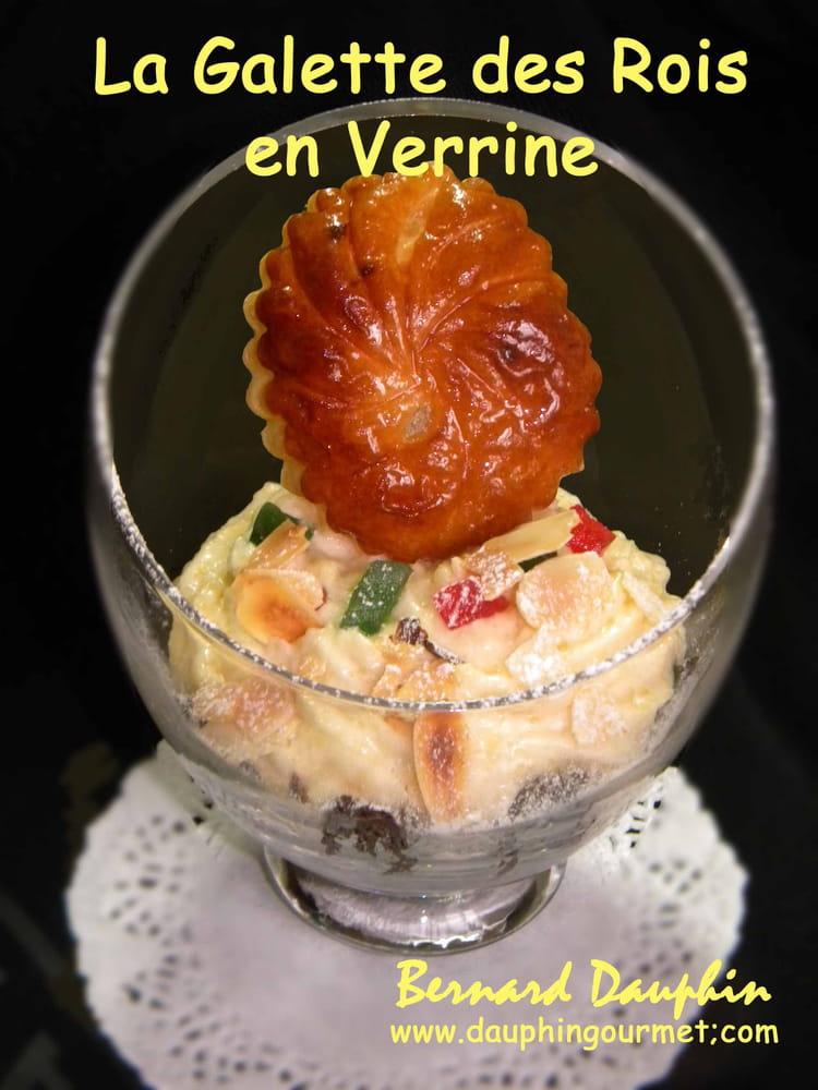 Recette de galette des rois en verrine aux figues et aux amandes la recette facile - Recette facile galette des rois ...