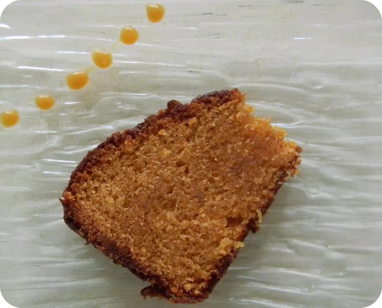 Recette de g teau au yaourt caramel au beurre sal la recette facile - Gateau chocolat beurre sale ...