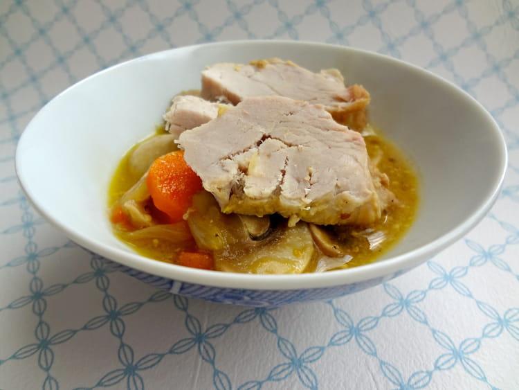 Recette de filet mignon de porc moutarde et bi re la - Cuisiner filet mignon de porc ...