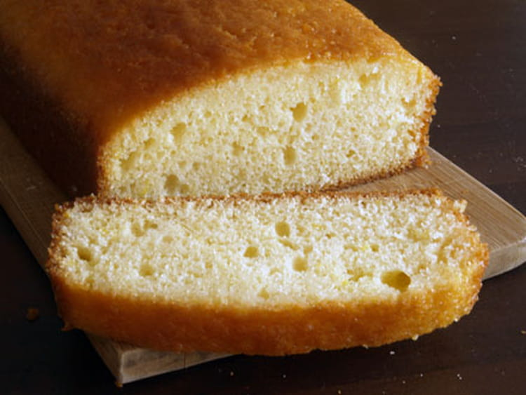 Recette de cake au citron fa on pierre herm la recette for Cake au chocolat pierre herme
