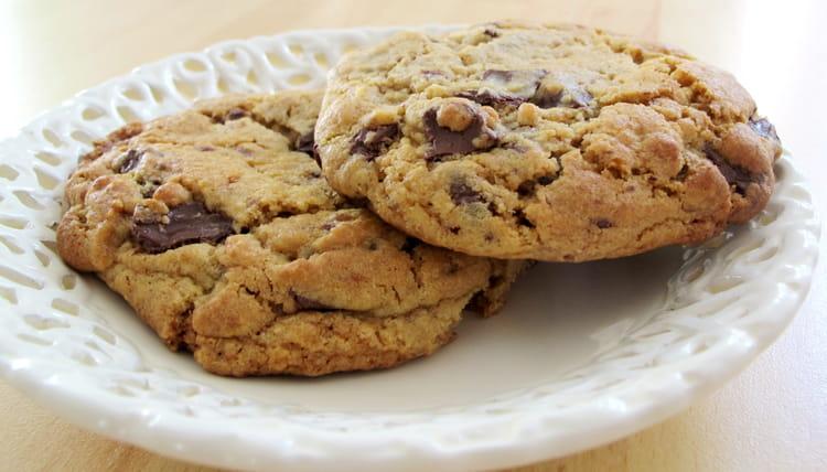 recette de cookies au beurre sal la recette facile. Black Bedroom Furniture Sets. Home Design Ideas