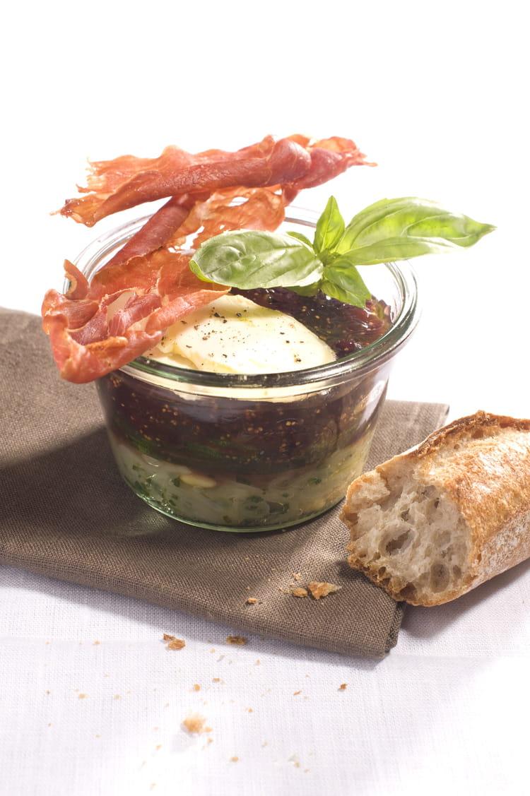 Recette de verrine de chavignol figues fra ches et - Cuisiner figues fraiches ...