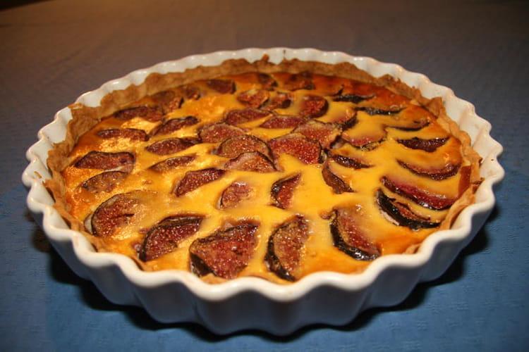 recette tarte aux figues dessert aux fruits