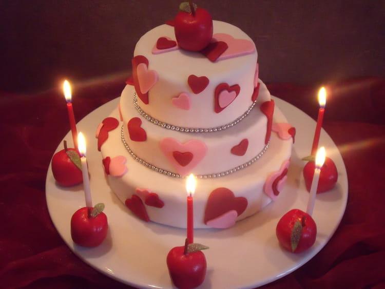 Recette Du Cake D Amour