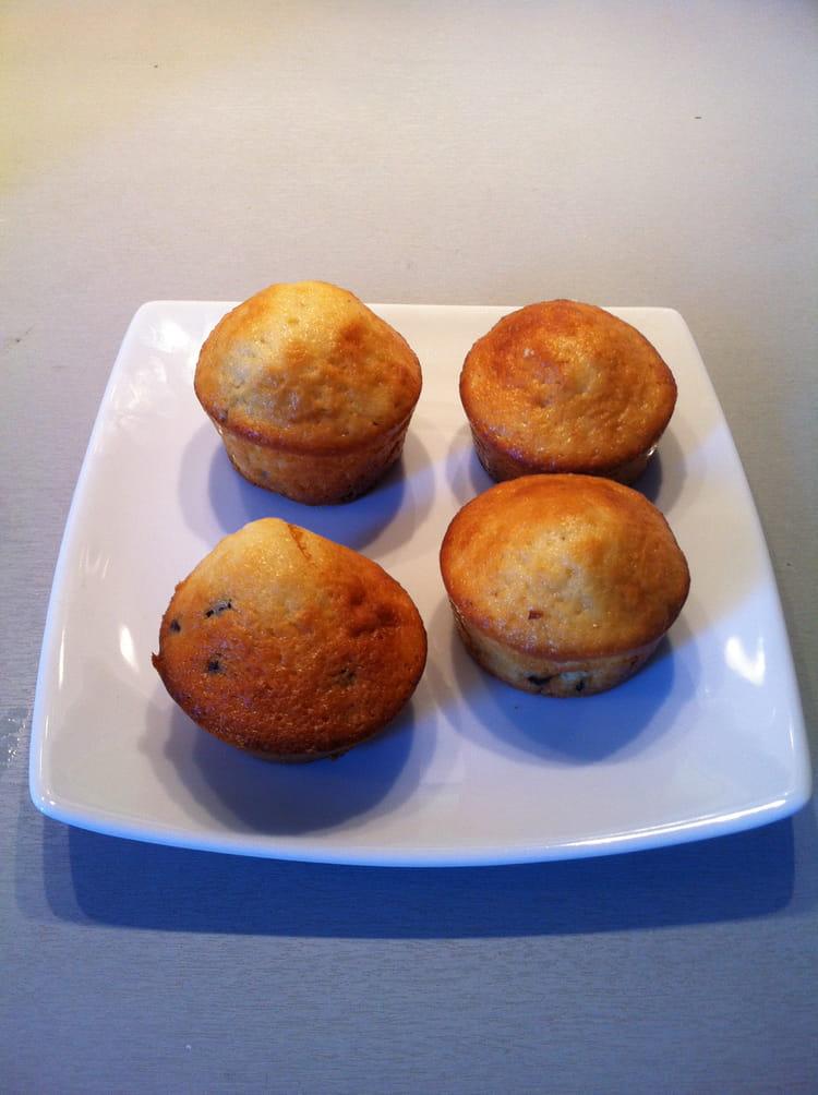 recette de petits cakes aux p pites de chocolat la recette facile. Black Bedroom Furniture Sets. Home Design Ideas