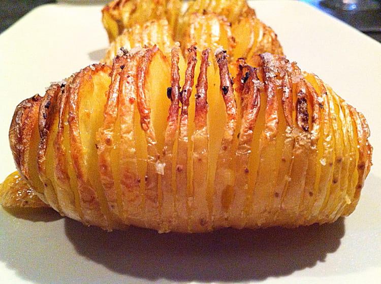 Petit repas pour votre amoureux. Pomme-de-terre-suedoise