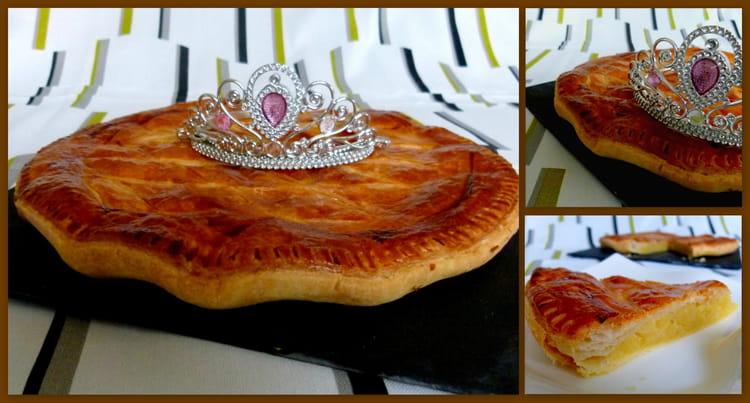 Recette de galette des rois facile pour ma princesse la recette facile - Recette facile galette des rois ...
