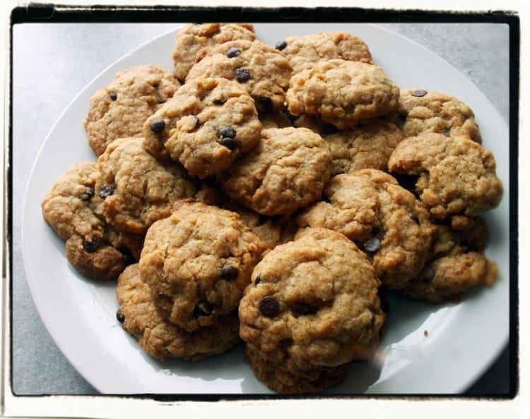 cookies au chocolat la recette facile. Black Bedroom Furniture Sets. Home Design Ideas