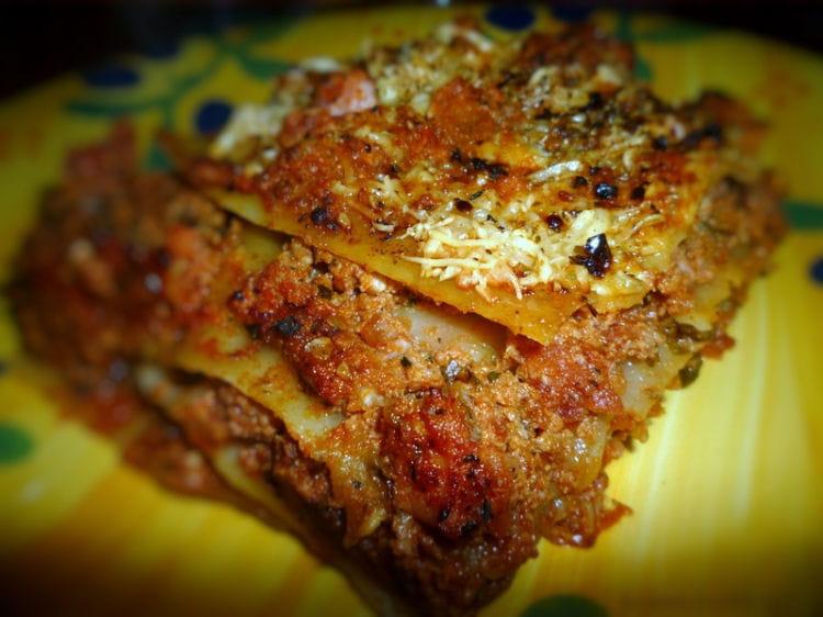 recette de lasagnes maison 224 la bolognaise et au jambon la recette facile