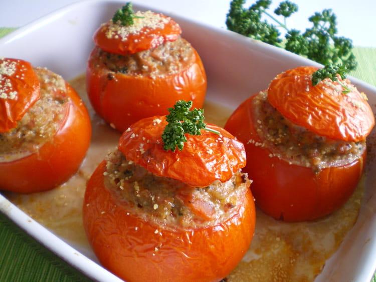 recette de tomates farcies maison la recette facile. Black Bedroom Furniture Sets. Home Design Ideas