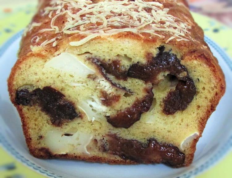 cake pruneau chevre