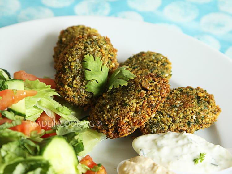 Recette de Falafels libanais : la recette facile