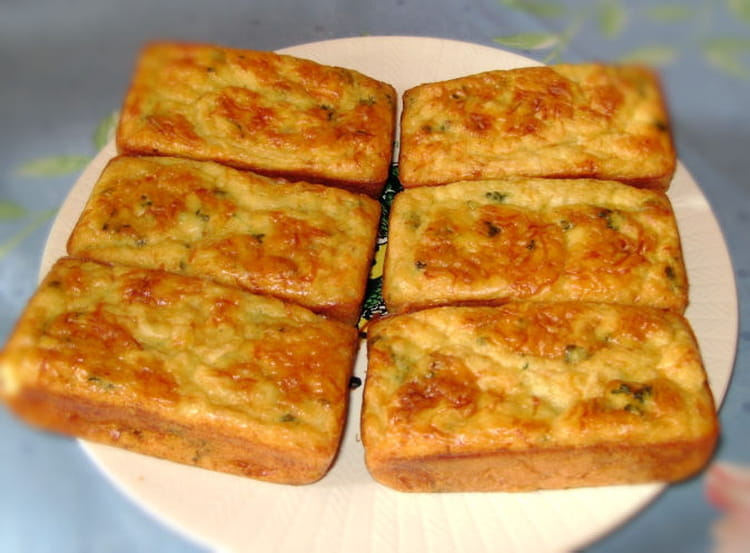 Recette Mini Cake Aux Oignons