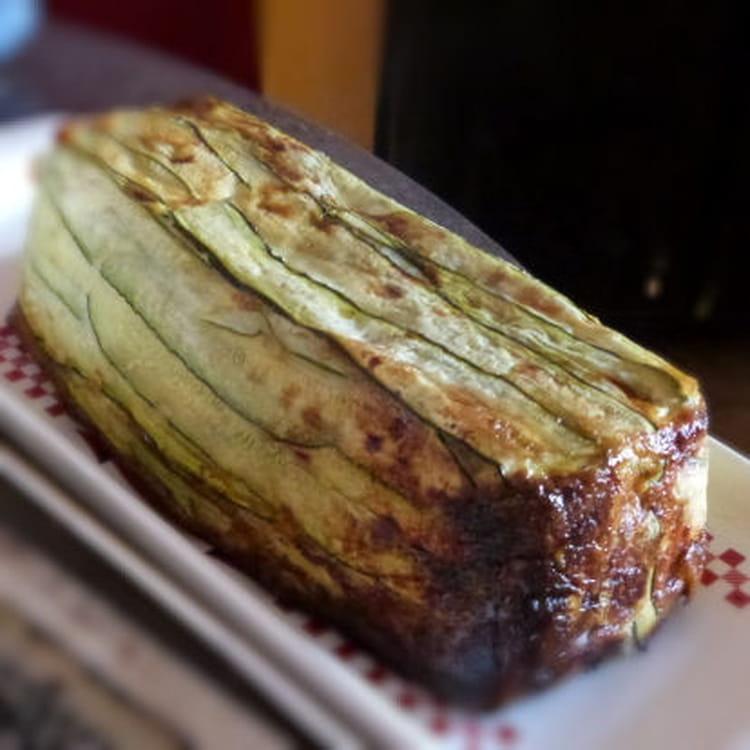Recette de terrine de courgettes au poulet et l 39 origan la recette facile - Par quoi remplacer l origan ...