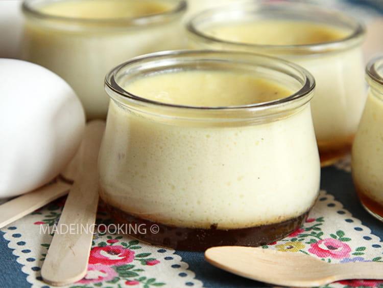 recette de flan au caramel maison la recette facile. Black Bedroom Furniture Sets. Home Design Ideas