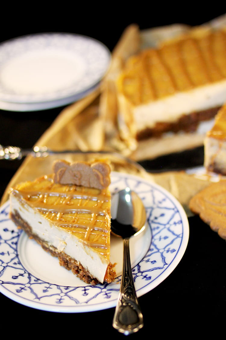 recette de cheesecake au sp culoos la recette facile. Black Bedroom Furniture Sets. Home Design Ideas