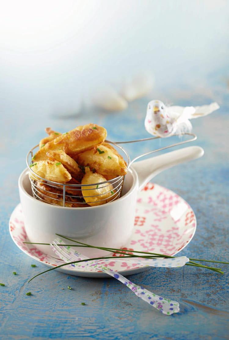 Recette de beignets de ratte du touquet la recette facile - Cuisiner la ratte du touquet ...