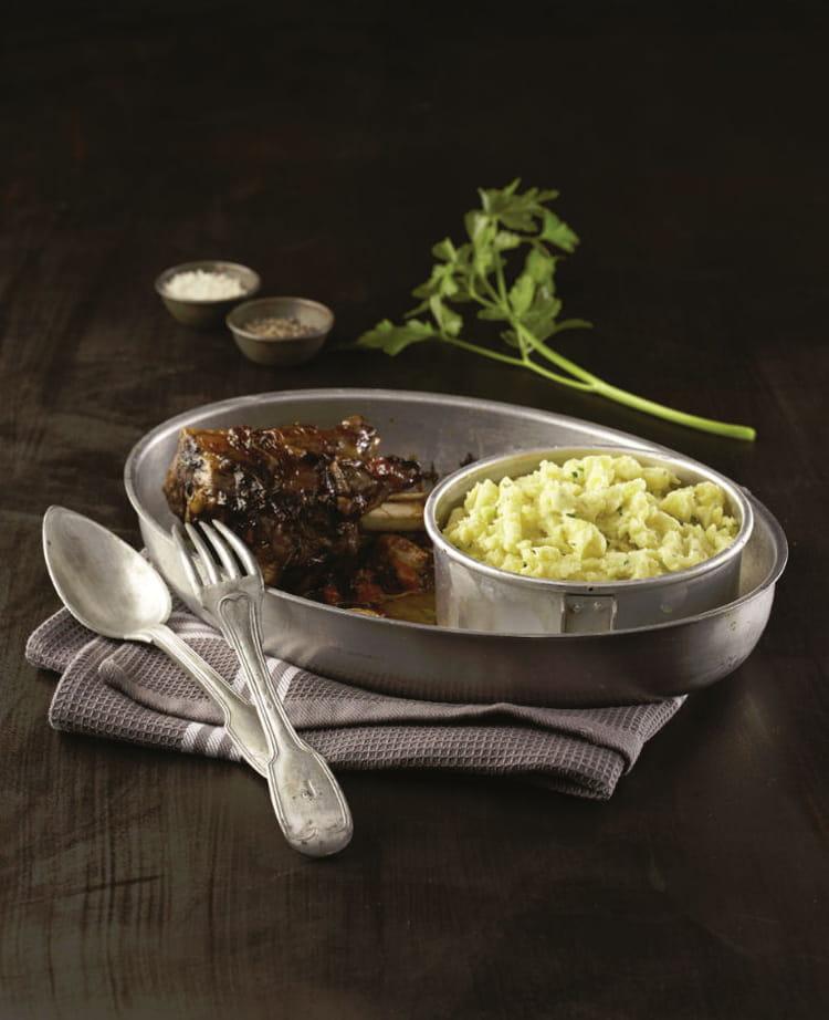 Carbonnade de souris d agneau et ratte du touquet la recette facile - Cuisiner la ratte du touquet ...