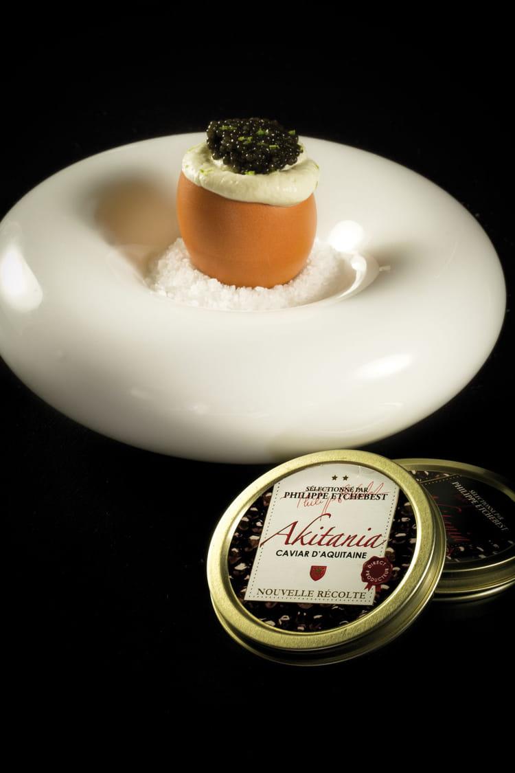 recette oeufs brouill s cr me l g re vodka et citron vert caviar nouvelle r colte akitania. Black Bedroom Furniture Sets. Home Design Ideas