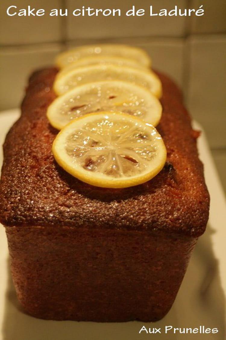 recette de cake au citron et rhum la recette facile. Black Bedroom Furniture Sets. Home Design Ideas