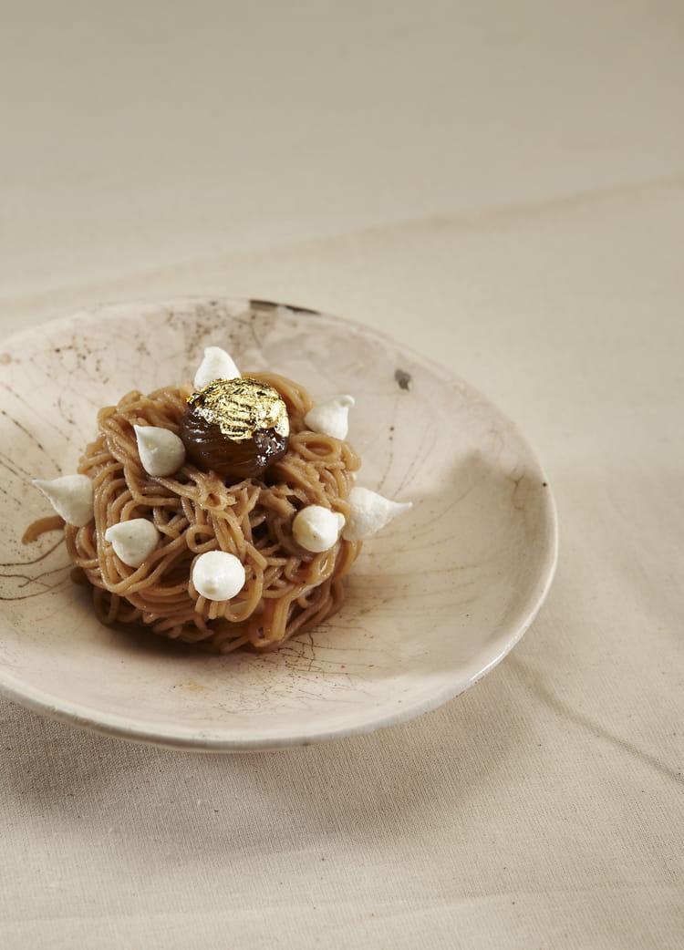recette de mont blanc aux marrons de l ard 232 che la recette facile
